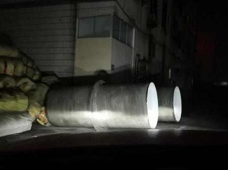 螺旋钢管厂家内衬水泥砂浆防水套管