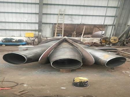 螺旋管厂可定做各种异型管件