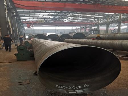 广西螺旋管厂家DN800大口径螺旋管