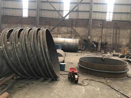 广西贵阳钢管直销厂家防水套管螺旋管DN2400