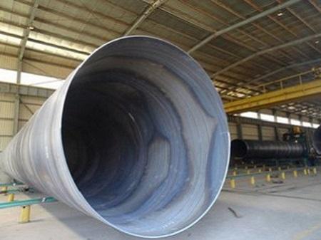 广西大口径钢管厂家,DN2400螺旋钢管