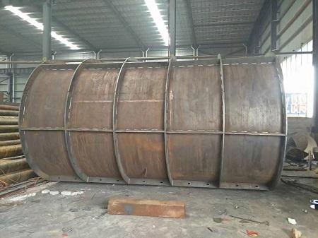 水上打桩钢护筒大口径钢护筒厂家