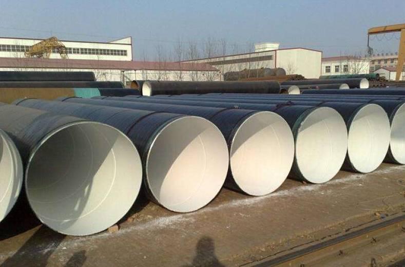 供水管道用螺旋管饮用水防腐钢管