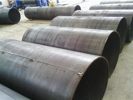 大口径厚壁丁字焊卷管广西广东钢管厂家直发