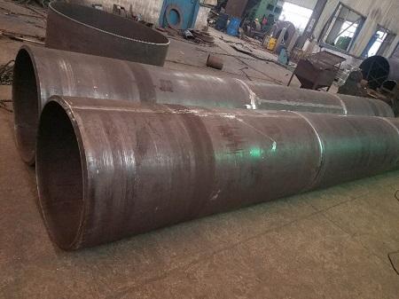 大口径钉子焊卷管DN300-3800,各种非标管件