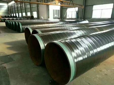 螺旋管,管道用管,广西企沙钢铁基地合作用管
