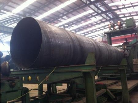 大口径厚壁螺旋管,广西钢管厂家